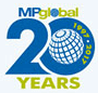 MP Global 20 Years Logo