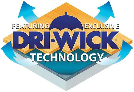 Dri-Wick Technology